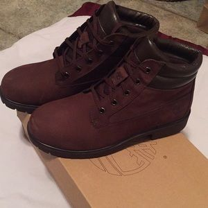 Timberland Donna Dark Brown Boot